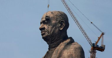 A fost inaugurată cea mai înaltă statuie din lume