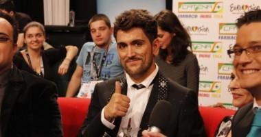 Cezar Ouatu merge fără videoclip la FINALA Eurovision 2013. Află motivul
