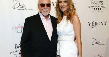 Soţul cântăreţei Céline Dion a murit