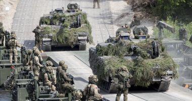 Cel mai mare exerciţiu militar  al Alianţei. Secretarul general al NATO, în Norvegia