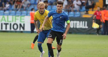 FC Viitorul înfruntă pe Dinamo Bucureşti, la Ovidiu