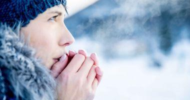 Ţi-e frig întruna? Iată explicaţiile şi recomandările medicilor