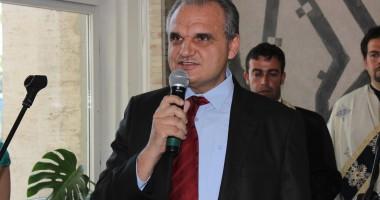 Vasile Cepoi susţine modernizarea Spitalului Judeţean Constanţa