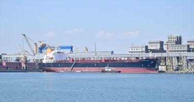 Cerealele și materiile prime siderurgice au relansat traficul de mărfuri în portul Constanța