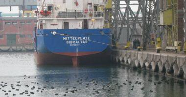 Cerealele și petrolul au relansat traficul de mărfuri în porturile maritime românești