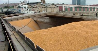Mafia cerealelor loveşte din nou în Portul Constanţa!