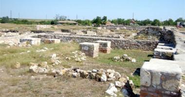 Pe cine mai interesează cetăţile antice ale Dobrogei