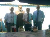 Oaspeţi din Gemlik, în vizită la UDTTMR Medgidia