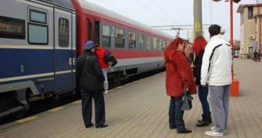 CFR Călători. Se modifică mersul trenurilor pe ruta Mangalia Constanța