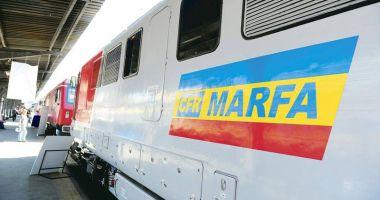 CFR SA a trimis executorul judecătoresc peste CFR Marfă