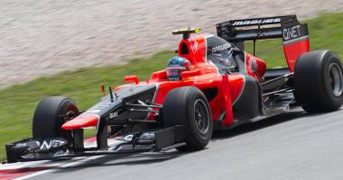 Formula 1: Marussia, în faliment