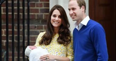 Fiica Prințului William va purta numele de Charlotte Elizabeth Diana