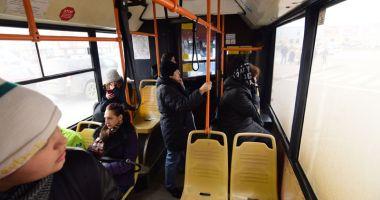 Chiar dacă RATC are autobuze noi, biletele nu se scumpesc!