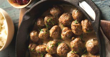 Mit spulberat: chifteluțele suedeze sunt de fapt turcești