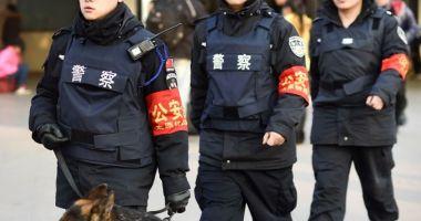 China a pedepsit peste 3.000 de persoane în campania împotriva crimei organizate