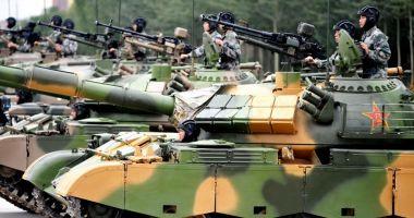 China îşi majorează cu 7,5% bugetul pentru apărare
