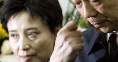 Soţia unui fost lider comunist chinez, condamnată  pentru crimă