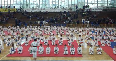 Cinci sportivi din Eforie, pe podiumul Naţionalelor de karate tradiţional