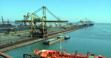 Cine a făcut profit în portul Constanța, în 2017