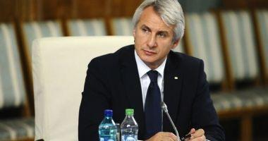 Teodorovici, despre candidatura sa la preşedinţie: Cred că România ar avea o şansă foarte mare cu un astfel de preşedinte