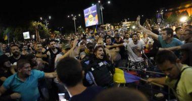 Protestatarii care au bătut o jandarmeriţă la mitingul diasporei din 10 august au fost eliberaţi