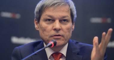 """Cioloș: Sponsorizările pentru ISU, un """"derapaj"""""""