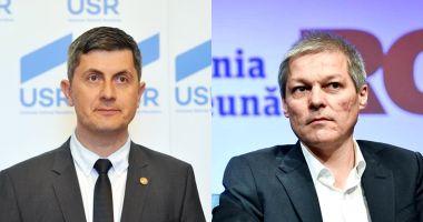 Dacian Cioloş, susţinut de USR la preşedinţia României?