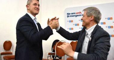 Cioloș: USR-PLUS intră la guvernare doar dacă câștigă alegerile