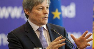 Dacian Cioloş, pe listele PLUS pentru alegerile europarlamentare