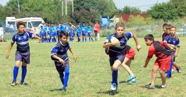 Circuitul Naţional de mini-rugby, etapa întâi
