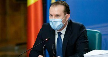 """Cîţu: """"Ne vom uita la toate documentele care au fost emise în ultima perioadă de Ministerul Sănătăţii"""""""