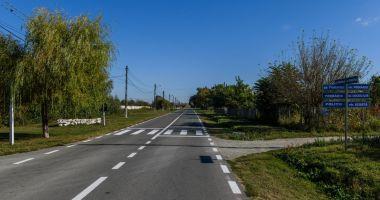 Drumul județean Medgidia - Tortoman – Siliștea, reabilitat în 12 luni de CJC