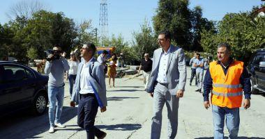 Drumul județean Medgidia - Tortoman - Siliștea, reabilitat în 12 luni de CJC