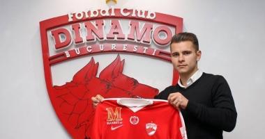 Fotbal: Claudiu Bumba a semnat cu Dinamo