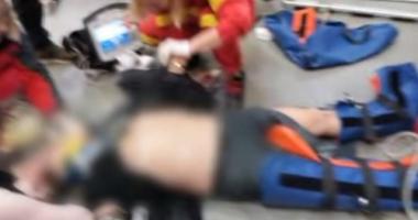 Client omorât de televizoare în magazin: A fost strivit de un container manevrat greşit de un angajat