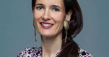 Clotilde Armand, de la USR-PLUS, vine la Constanța