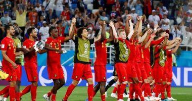 CM 2018. Belgia a învins Anglia și a câștigat Grupa G