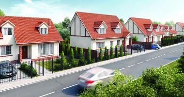 Piaţa imobiliară, mutată în mediul online. Constănţenii preferă casele pe pământ