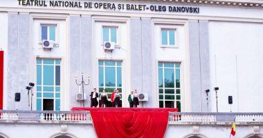 """CNAPMC sponsorizează spectacolele estivale ale Teatrului Național de Operă și Balet """"Oleg Danovski"""""""
