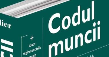 Ce modificări aduce noul Cod al Muncii