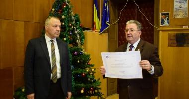 """Colegiul Naţional """"Mircea cel Bătrân"""" din Constanţa, premiat la Ministerul Educaţiei. """"Suntem pe locul al treilea în ţară în topul olimpicilor internaţionali!"""""""