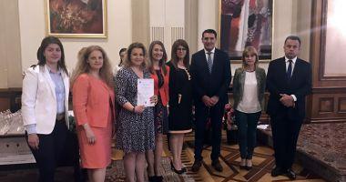 Colegiul Național Pedagogic, Școală Europeană pentru a cincea oară