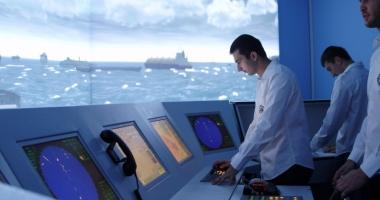 Două noi proiecte de educaţie pentru cei ce vor să devină ofiţeri de marină la Colegiul Nautic Român. Ofiţer cu brevet britanic în 2 ani