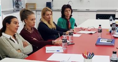 """Cadrele didactice  de la Colegiul Pedagogic """"Constantin Brătescu"""", specializate peste hotare"""