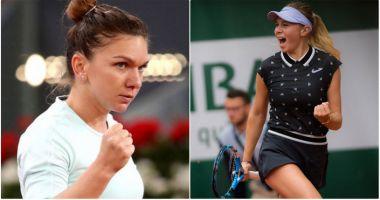 Simona Halep, eliminată în sferturile de finală de la Roland Garros de o şcolăriţă