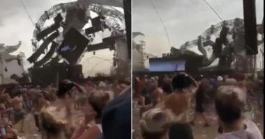 VIDEO ȘOCANT! Un celebru DJ a murit pe scenă