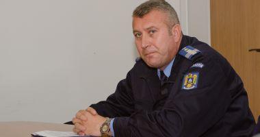 Jandarmii constănţeni au un nou şef