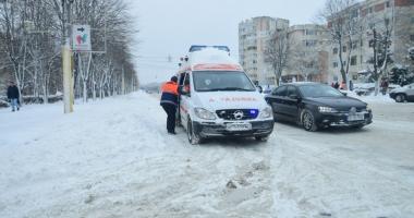 Comandament pentru situaţii de urgenţă, la RAJA