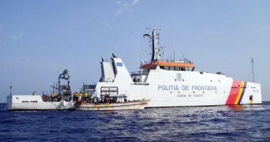 Comandantul pescadorului prins la braconat în Marea Neagră, arestat preventiv
