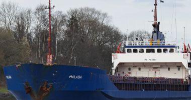 Comandantul unui cargou supraîncărcat la plecare a fost arestat